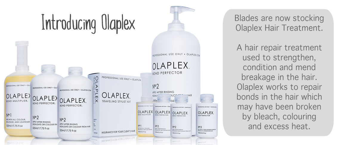 Introducing Olaplex